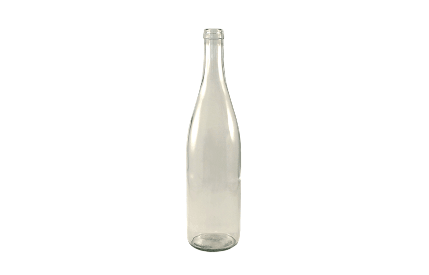 Wine Packaging, Clear Glass Wine Bottles