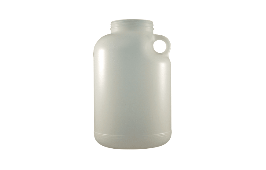 1 Gallon Plastic Jars, Gallon Plastic Jugs, Round Plastic Containers