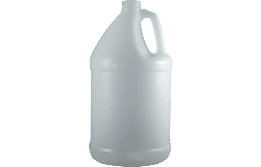 1 Gallon Jugs, HDPE Jugs, Plastic 1 Gallon Containers