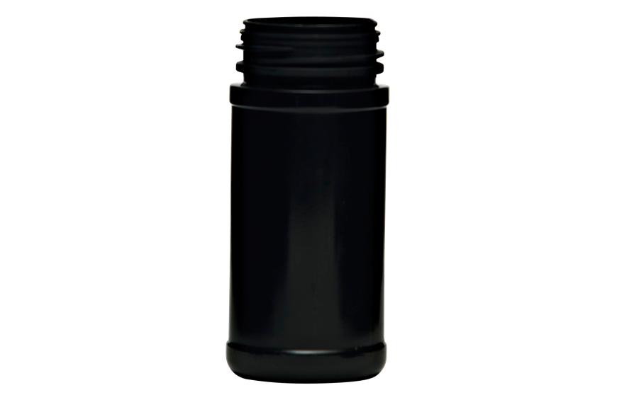 250 ml Black PP Wholesale Spice Bottle
