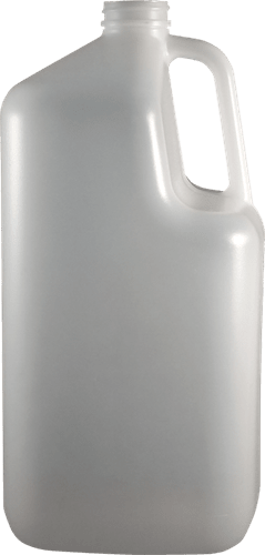 1 Gallon Plastic Jugs Wholesale, HDPE Jugs, Plastic Square Bottles