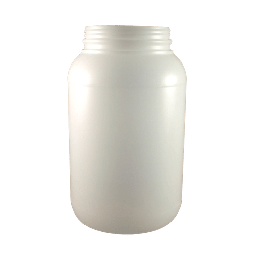 1 Gallon Wide Mouth Plastic Jugs, HDPE Jugs, One Gallon Containers