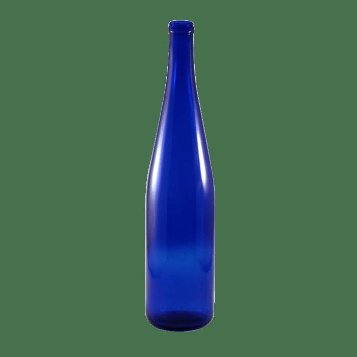 36ed6baaf5cf 750 ml Cobalt Blue Glass Wine Bottle - Wine Packaging | Kaufman ...