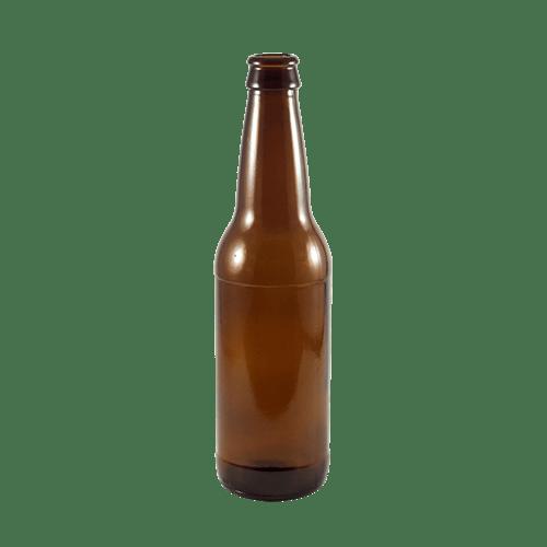 12 oz Amber Glass Beer Bottle Bulk