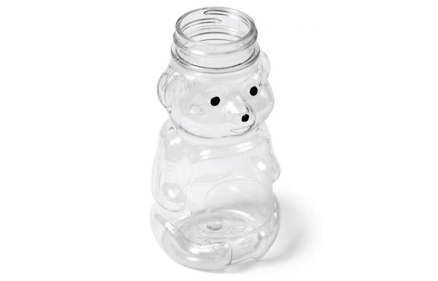 12_oz_Plastic_Honey_Bear_Bottle